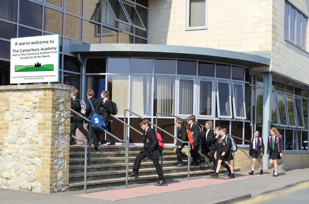 Open Events for Admission to Year 7 and Sixth Form in 2020
