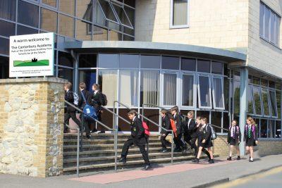 Canterbury Academy school entrants