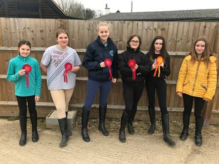 Incredible equestrian success