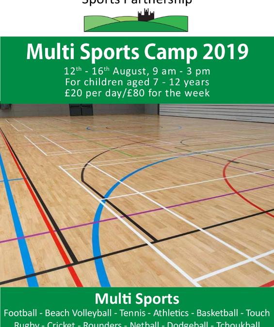 Multi Sports Camp 2019