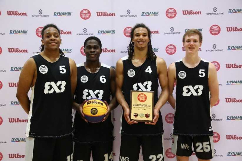 Canterbury Academy Crowned National 3 v 3 Basketball Champions