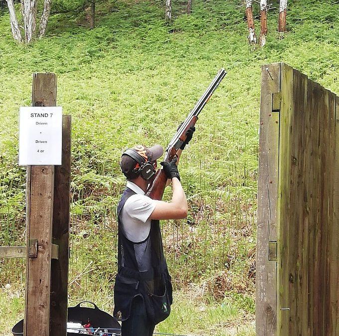 Dan King Wins English Open Clay Pigeon Shooting Championship