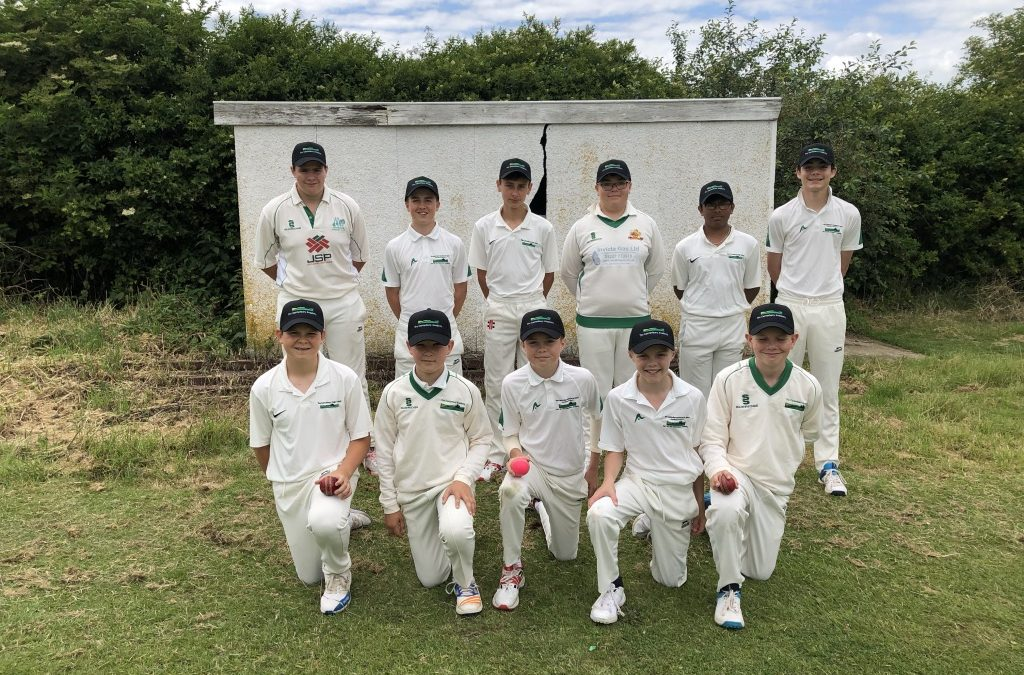 Cricket success for Canterbury Academy students