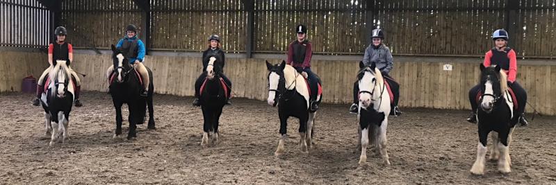 Horse Riding October 2019