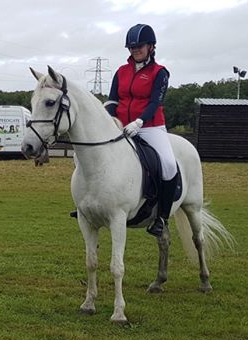 Tallulah Murrell Dressage Success