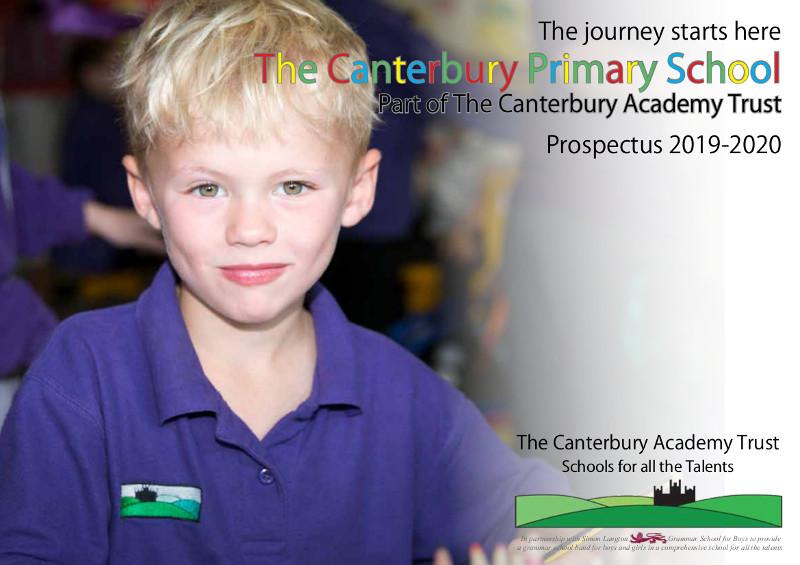 The Canterbury Primary School Prospectus 2019-20