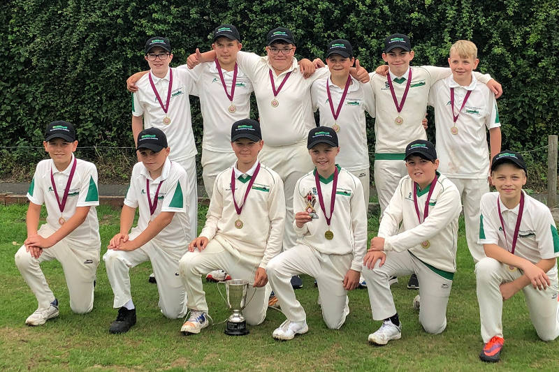 The Canterbury Academy Named in National Top 100 Schools for Cricket