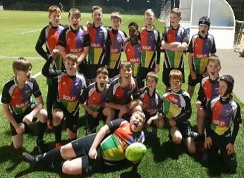 Year 7 Rugby Team