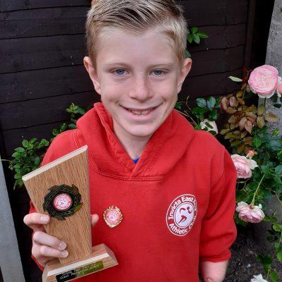 Ollie Scott Athletics award