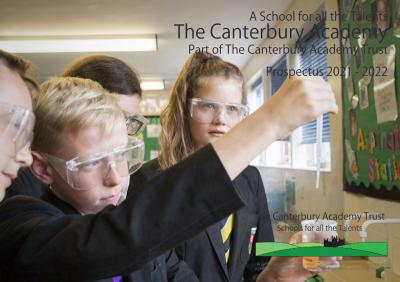 Canterbury Academy Prospectus 2021-22