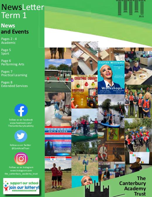 Pillars of Excellence Newsletter – Term 1 2021-2022